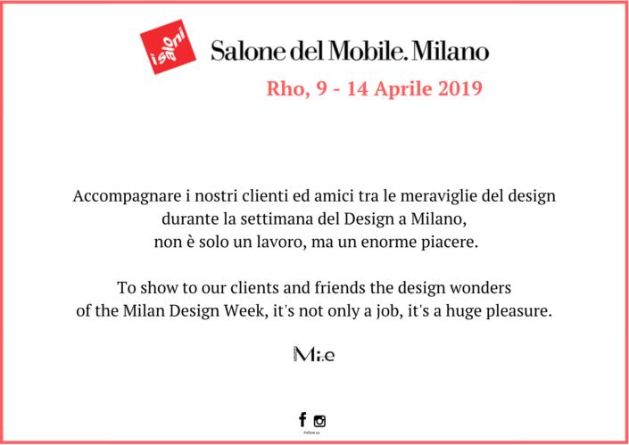 invito salone 2019